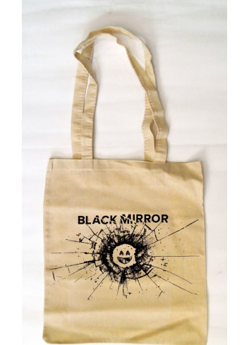 Black Mirror Logo - Cloth Bag