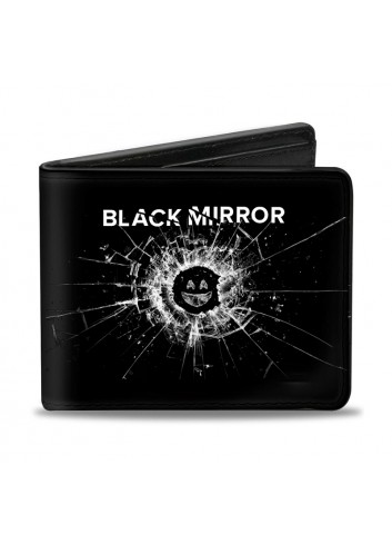 Black Mirror Men's Wallet