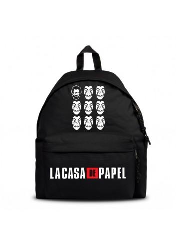 La Casa De Papel - Profesor and Masks Backpack