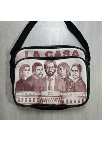 La Casa de Papel - Retro Banner Bag