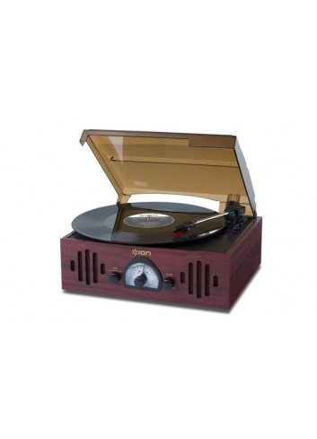 Ion Trio Lp 3-In-1 Turntable