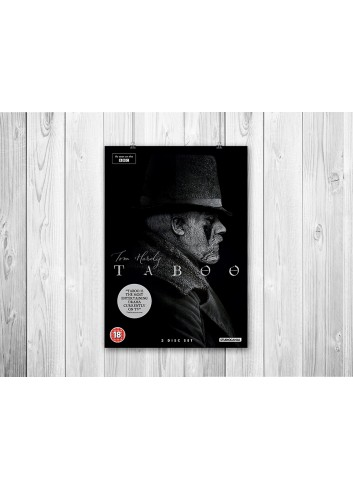 Taboo Series 01 Poster 35x50