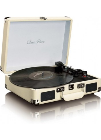 Lenco TT-11 Retro Turntable with Speaker