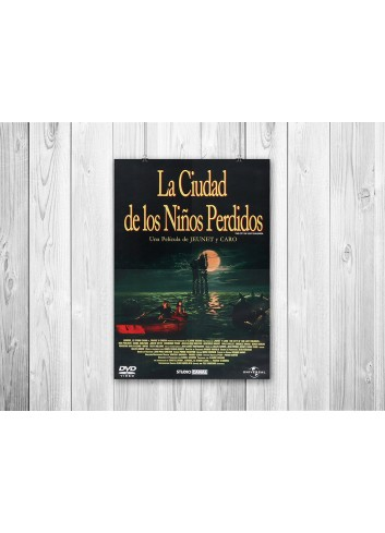 The City of Lost Children 01 Poster 35x50