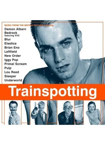 Trainspotting Movie Soundtrack Record