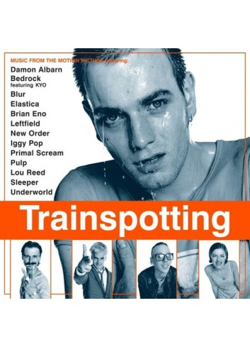 Trainspotting Plaque