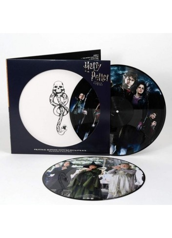 Harry Potter and the Goblet of Fire Soundtrack Record