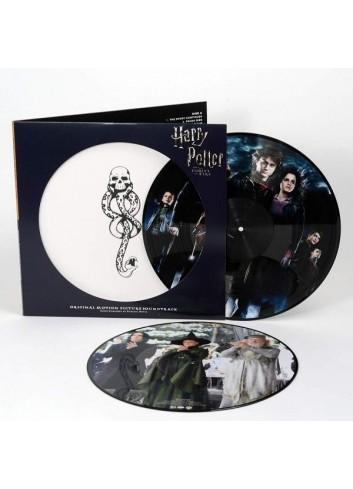 Harry Potter ve Ateş Kadehi Film Müziği Plak