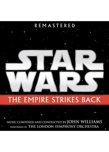 Star Wars: The Empire Strikes Back Soundtrack (Cd)