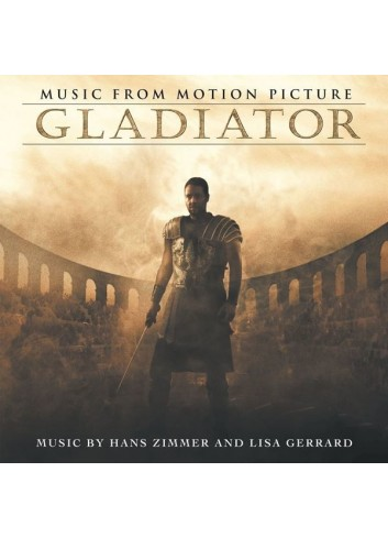 Gladiator Soundtrack Record