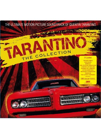 Tarantino - The Collection Soundtrack Plaque
