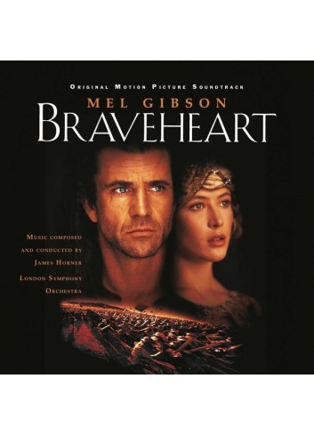Braveheart Soundtrack Record
