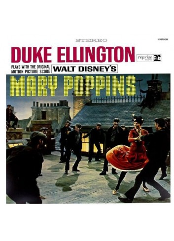 Mary Poppins Soundtrack Record