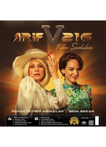 Arif V 216 Film Soundtrack Record