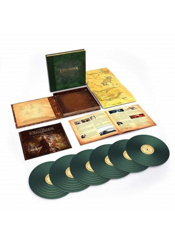 The Lord of the Rings: The Return of the King Soundtrack Record