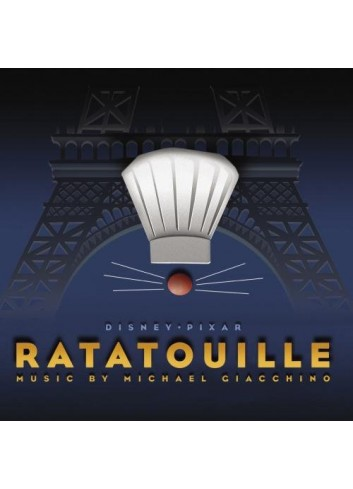 Ratatouille Soundtrack (Dvd)