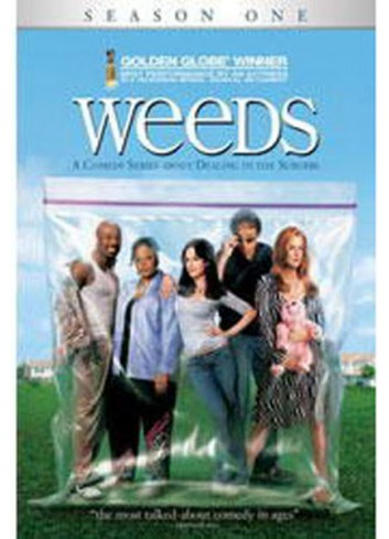Weeds Sezon 1 (Blu-Ray)