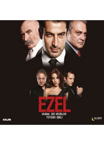 Ezel Series Soundtrack (Cd)