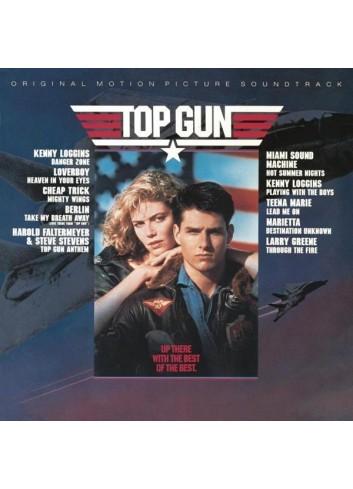 Top Gun Soundtrack Record