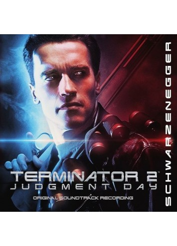 Terminator 2 - Mahşer Günü Film Müziği Plak