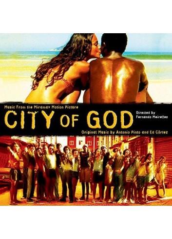 City Of God Film Müziği Plak