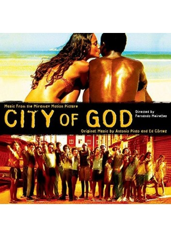 City Of God Soundtrack Record