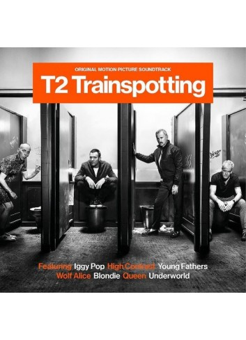 Trainspotting T2 Plaque