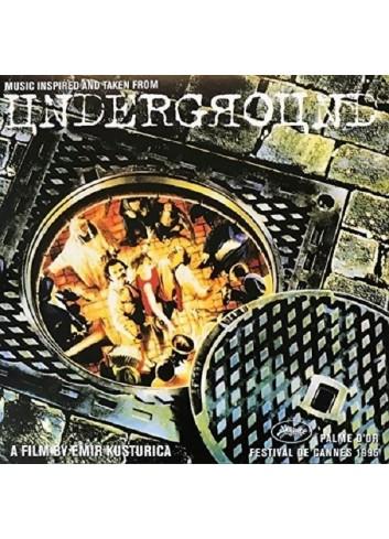 Underground Soundtrack Plaque