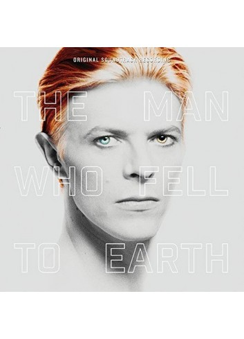 The Man Who Fell to Earth Soundtrack Plaque
