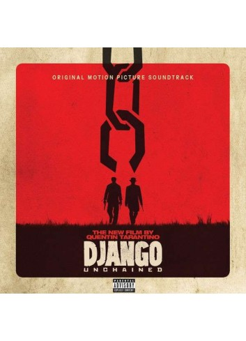 Django Unchained Soundtrack Record