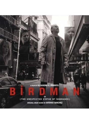 Birdman Soundtrack Plaque