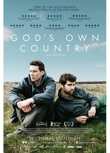 God's Own Country (Blu-Ray)