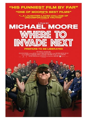 Where To İnvade Next (Blu-Ray)