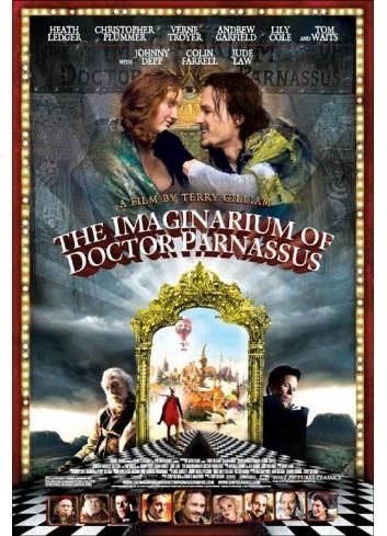 Dr. Parnassus (Dvd)