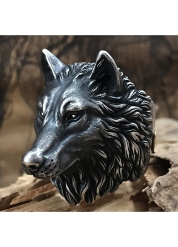 Vikings Wolf Ring