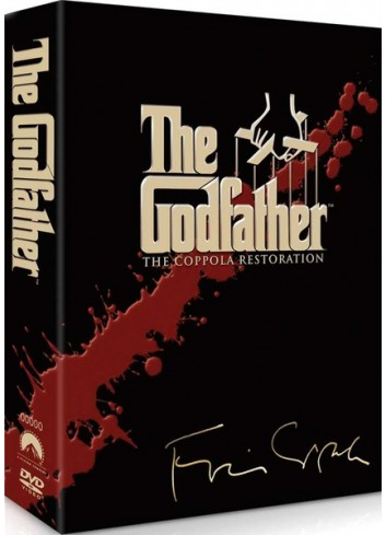 The Godfather Coppola Restoration (Dvd)