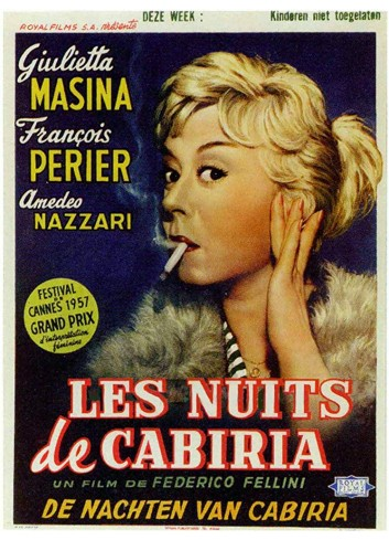 The Nights of Cabiria (Dvd)