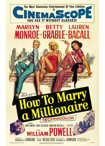 How To Marry A Millionaire (Dvd)