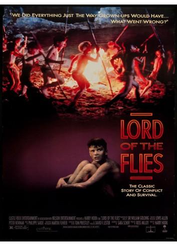 Sineklerin Tanrısı (Dvd)
