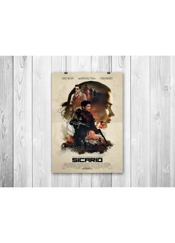 Sicario 01 Poster 35X50