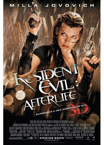 Resident Evil: Afterlife (3d Blu-Ray)