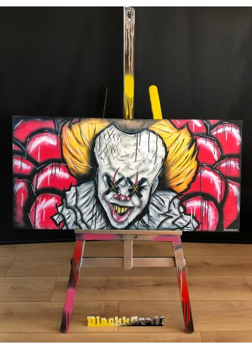 It (Special Design Canvas Table Print)