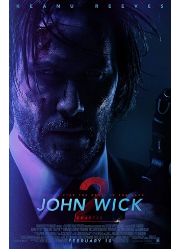 John Wick Chapter 2 (Blu-Ray)