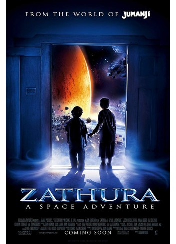 Zathura : A Space Advnture (Blu-Ray)