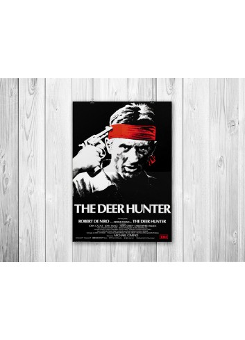 The Deer Hunter 01 Poster 35X50