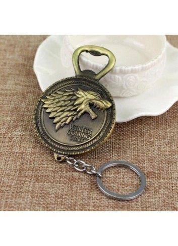 Game Of Thrones Opener Keychain