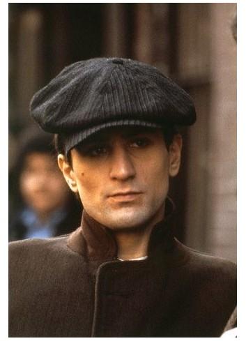 The Godfather II Vito Corleone Vintage Hat