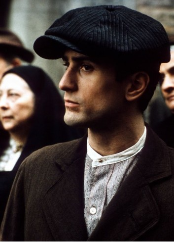 The Godfather II Vito Corleone Vintage Hat