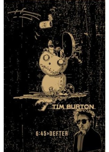 Tim Burton Eskizleri - Küçük Boy (Kitap)