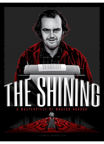 The Shining 01 Poster 35X50